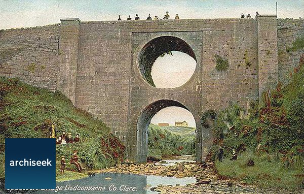 1850 – Spectacle Bridge, Lisdoonvarna, Co. Clare