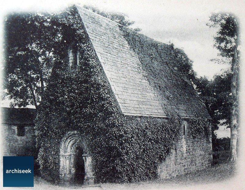 12th C. – St. Flannan's Oratory, Killaloe, Co. Clare