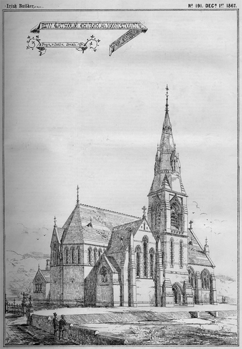 1872 &#8211; Sacred Heart Church, Monkstown, Co. Cork