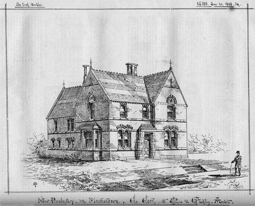 1868 &#8211; Presbytery, Monkstown, Co. Cork