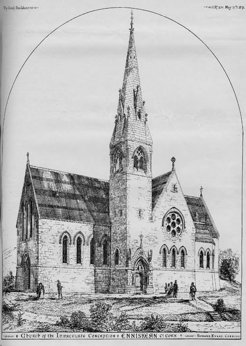 1871 – Church of the Immaculate Conception, Enniskeane, Co. Cork