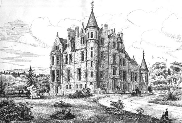 1875 – Blarney House, Co. Cork