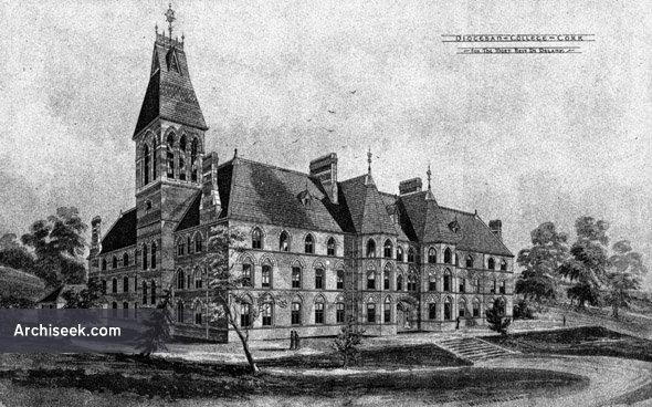 1885 – St Finbarr's College, Farranferris, Cork