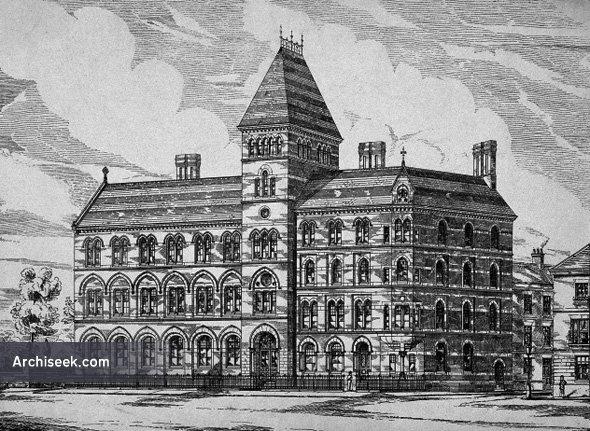 1879 – S.S. Peter & Paul Presbytery & Schools, Cork