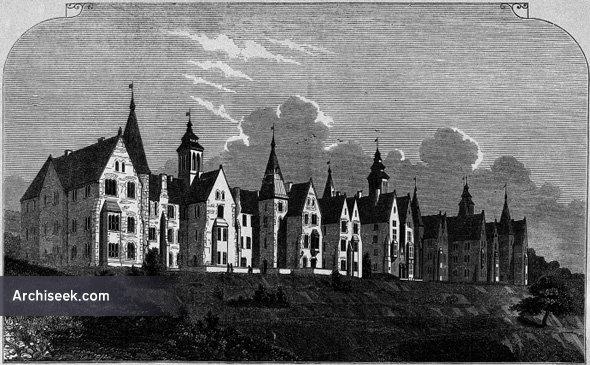 1847 – The Eglinton Lunatic Asylum, Cork