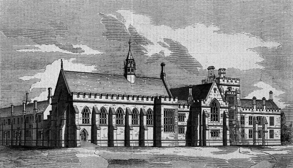 1847 &#8211; University College Cork