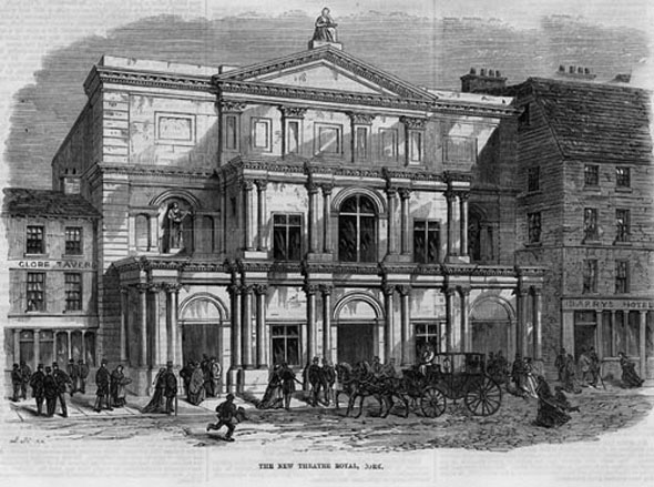 1867 &#8211; Theatre Royal, Cork