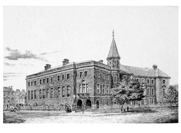 1889 – Crawford Municipal Schools of Science & Art, Cork