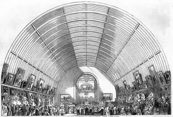 1883 – Irish Industrial Exhibition, Cork