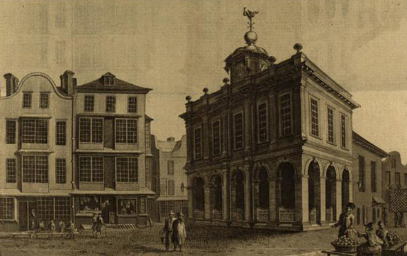 1710 – Merchants Exchange, Cork