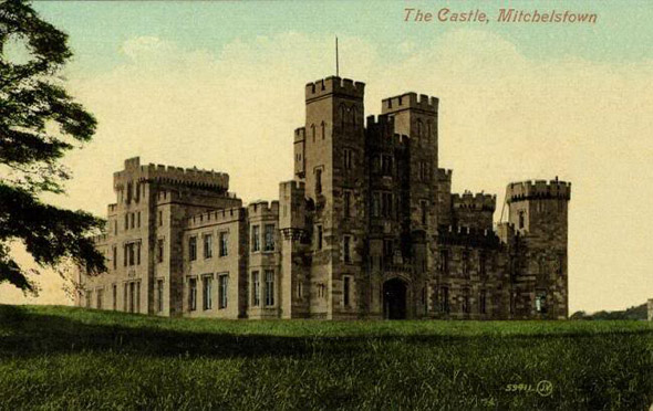 1823 &#8211; Mitchelstown Castle, Mitchelstown, Co. Cork