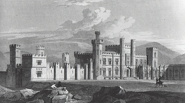 1820 &#8211; Castle Freke, Co. Cork