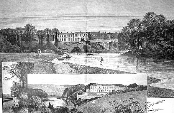 1825 – Convamore House, Ballyhooly, Co. Cork