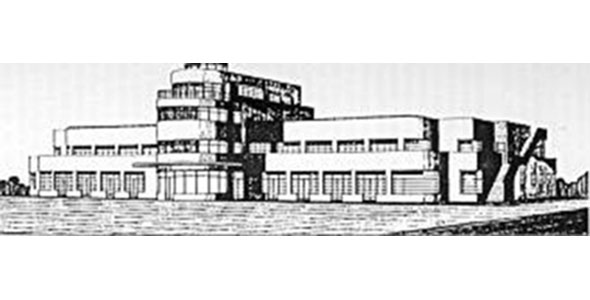 1934 – Design for Airport, Cork
