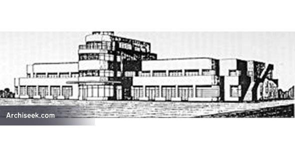 1934 – Design for Airport, Cork