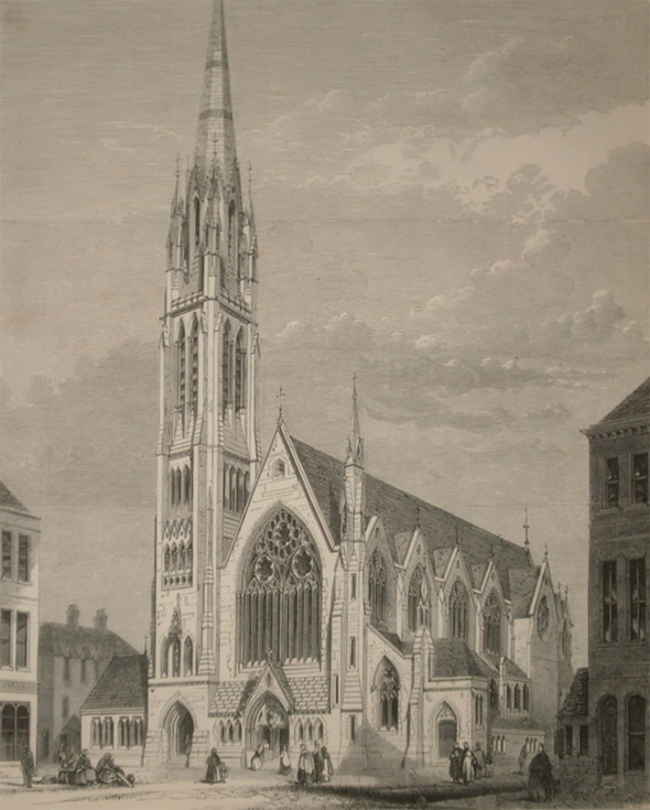 1866 – S.S. Peter & Paul's Church, Cork