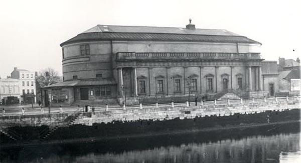 1855 – Cork Opera House (The Athenaeum), Cork