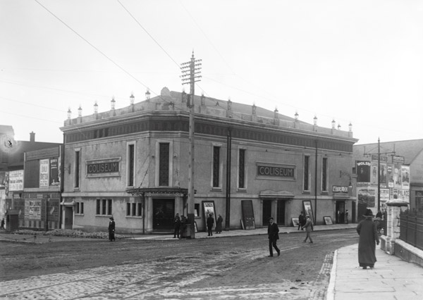 1913 &#8211; Coliseum Theatre, MacCurtain Street, Cork