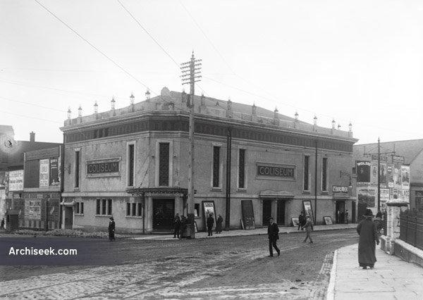 1913 – Coliseum Theatre, MacCurtain Street, Cork