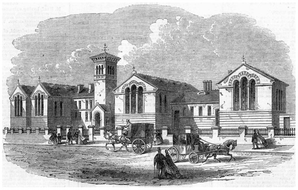 1865 – Model Schools, Anglesea Street, Cork