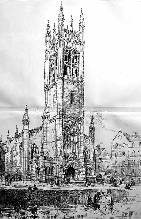 1890 – Competitive Design for Holy Trinity, Cork