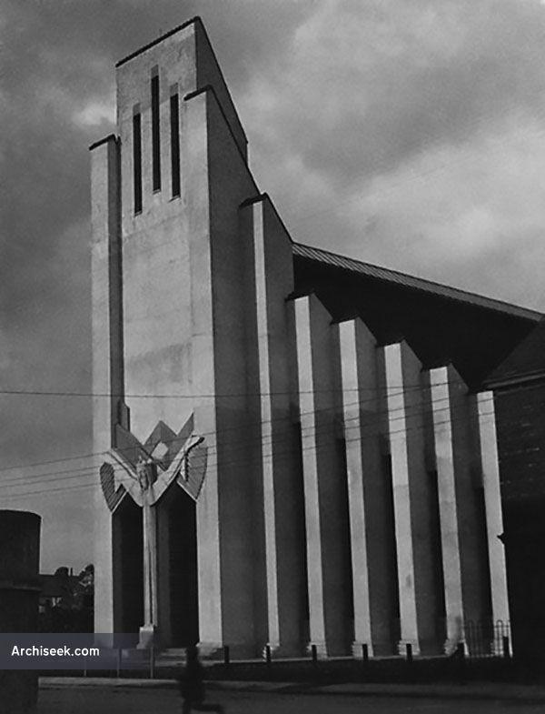 1931 – Christ the King, Turner's Cross, Cork