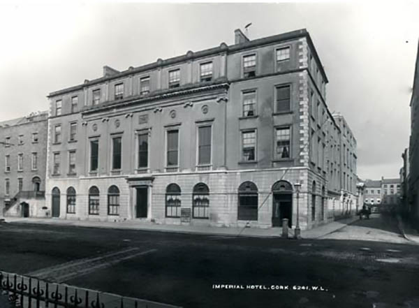 1815 – Imperial Hotel, Cork