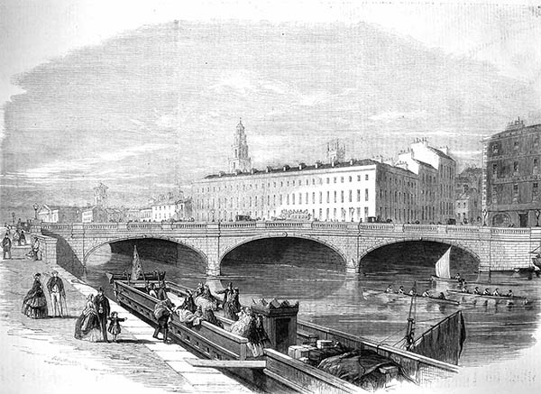 1861 – St. Patrick's Bridge, Cork