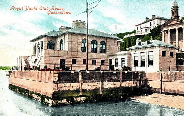 1854 – Royal Cork Yacht Club, Cobh, Co. Cork