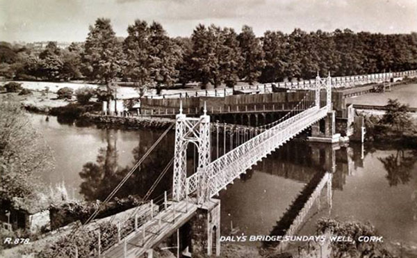 1926 – Daly's Bridge, Sundays Well, Cork