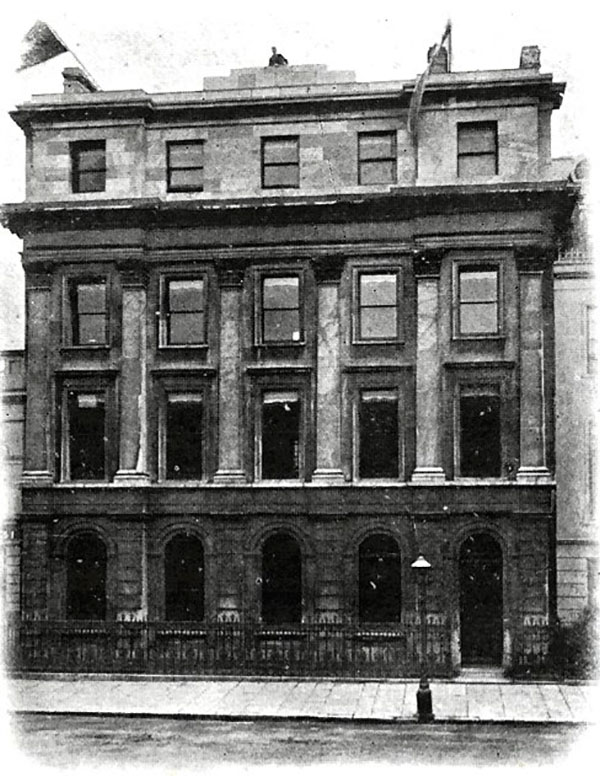 1840 – Bank of Ireland, 32 South Mall, Cork