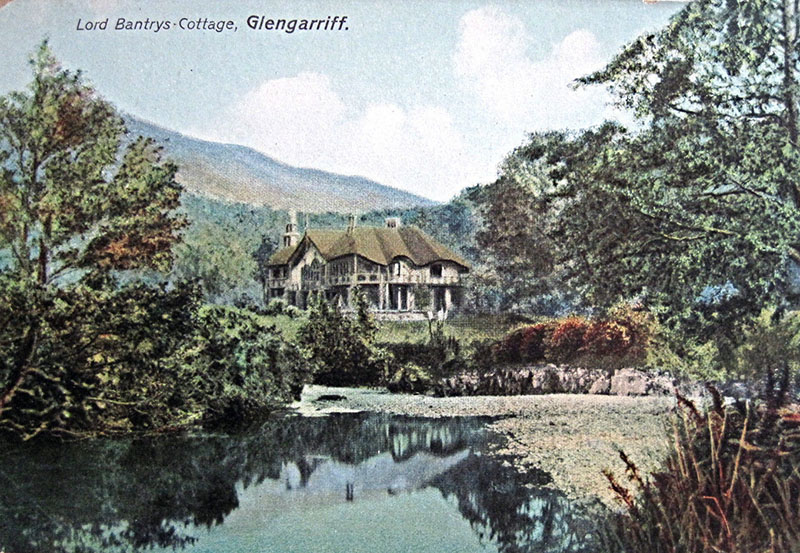 1815 – Lord Bantry's Cottage, Glengarriff, Co. Cork