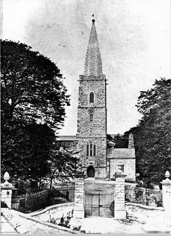 1738 – St. Finn Barre's Cathedral, Cork