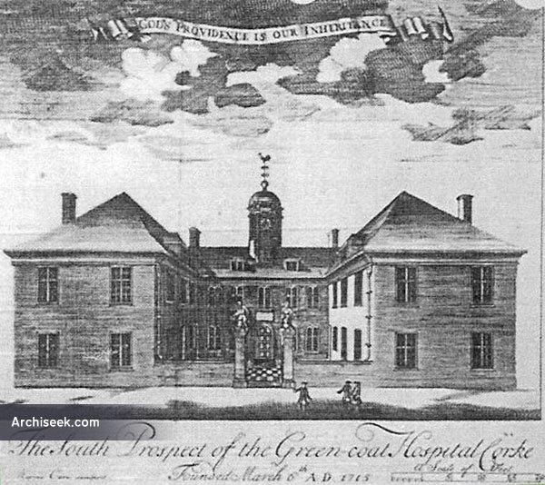 1715 – Green Coat School, Cork