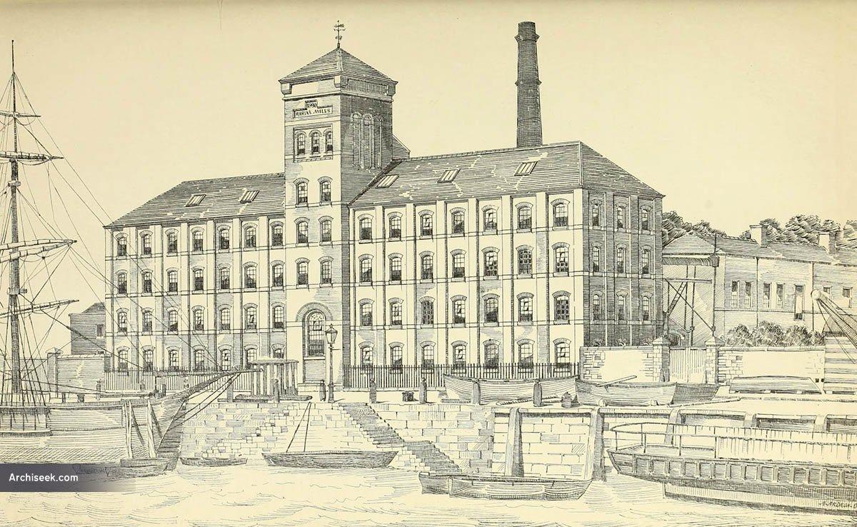 1891 – Furlong's Mills, Kennedy Quay, Cork