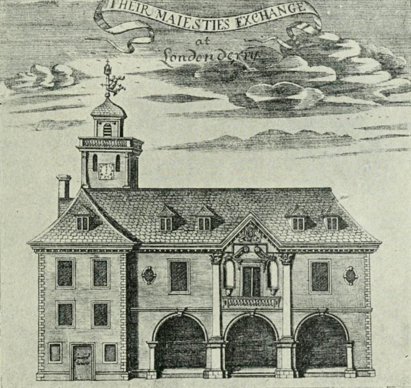 1692 &#8211; Exchange, Derry, Co. Derry