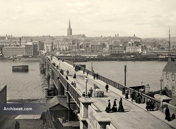 1863 – Carlisle Bridge, Derry