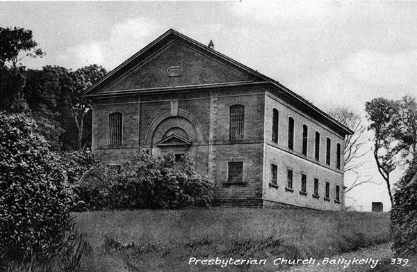 1827 – Presbyterian Church, Ballykelly, Co. Derry