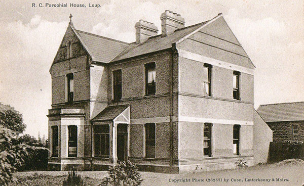 1909 – Parochial House, Loup, Co. Derry