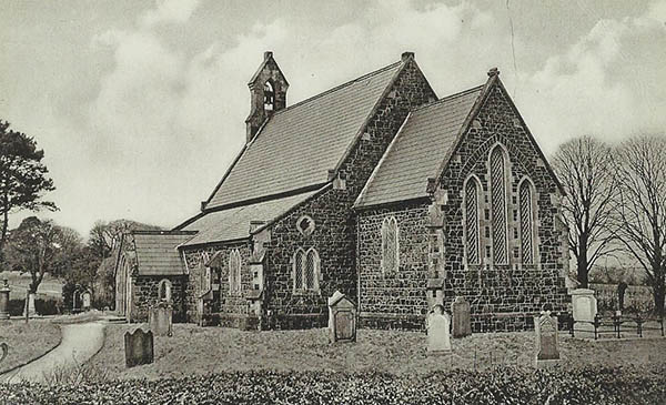 1849 – St. John's Church of Ireland, Ballinderry, Co. Derry