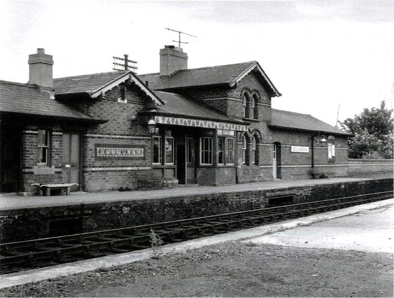 1875 – Railway Station, Bellarena, Co. Derry