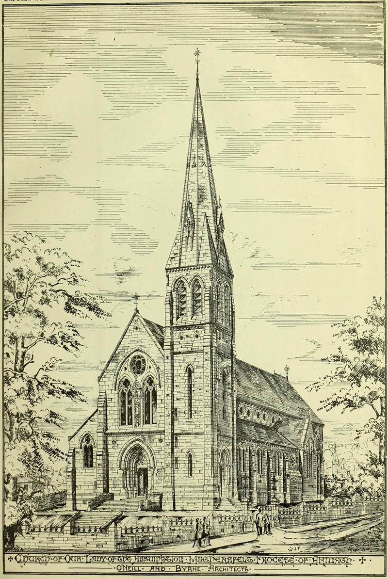 1879 – Our Lady of the Assumption, Magherafelt, Co. Derry