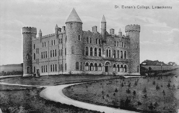 1906 &#8211; St. Eunan&#8217;s College, Letterkenny, Co. Donegal