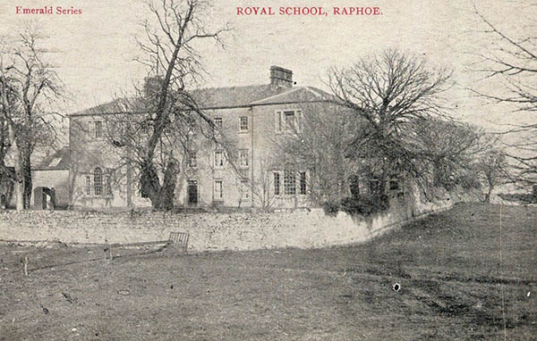 1737 – Royal & Prior School, Raphoe, Co. Donegal