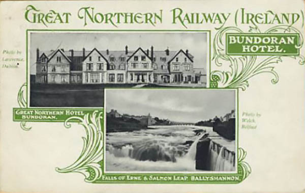 1894 – Great Northern Hotel, Bundoran, Co. Donegal