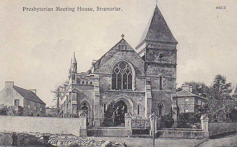 1908 – Presbyterian Church, Stranorlar, Co. Donegal