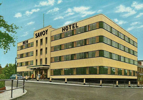1933 &#8211; Savoy Hotel, Bangor, Co. Down