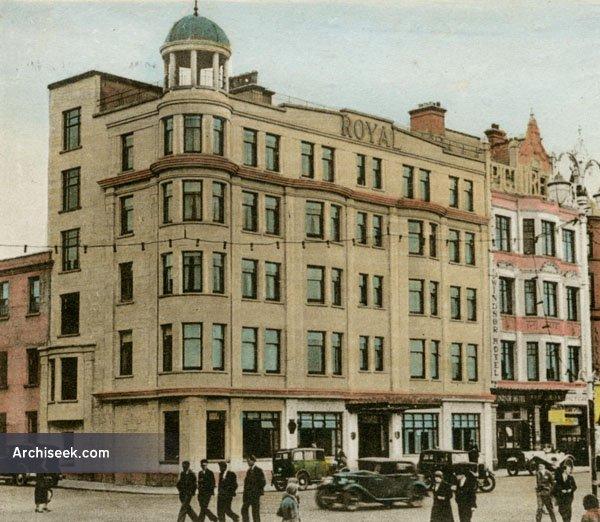 1932 – Royal Hotel, Bangor, Co. Down