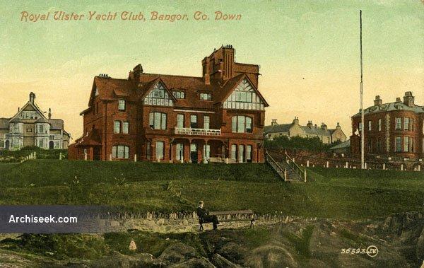 1899 – Royal Ulster Yacht Club, Bangor, Co. Down