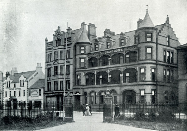 1893 – Grand Hotel, Bangor, Co. Down